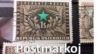 Mi iam kolektas poŝtmarkojn | Esperanto vlogo