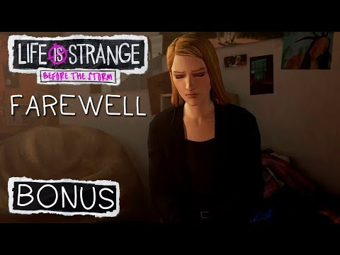 "Dark Plays: Life is Strange: Before the Storm - ""Farewell"" [Bonus Episode] thumbnail"