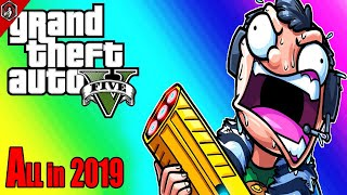 VanossGaming Editor All GTA 5 Online in 2019