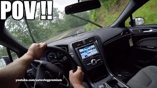 Ford Fusion V6 Sport 2017 Videos