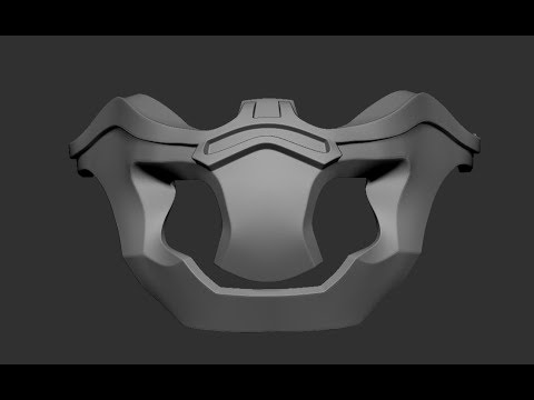 Zbrush HS - Part 11 - Combining Topology and ZModeler Brushes 1