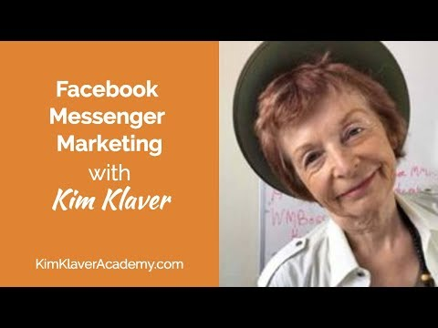 Facebook Messenger Marketing - No Paid Ads, No Chatbots