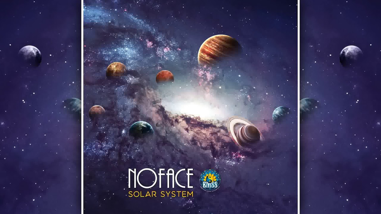 noface solar system hd youtube