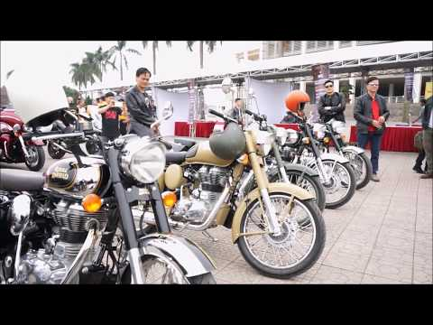 Hanoi Royal Riders dự sinh nhật H.O.G 2018