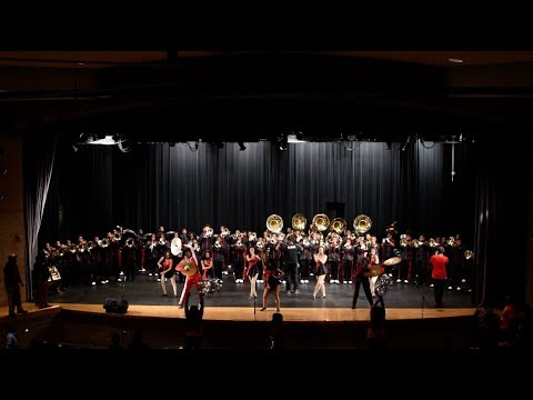 Oak Park High School Marching Band - Flexin' - 2018