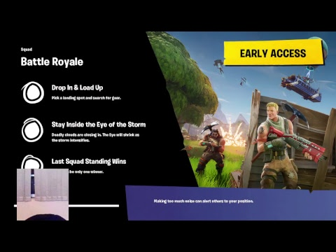 Fortnite - Battle Royal Solos BK 27 Wins and rising