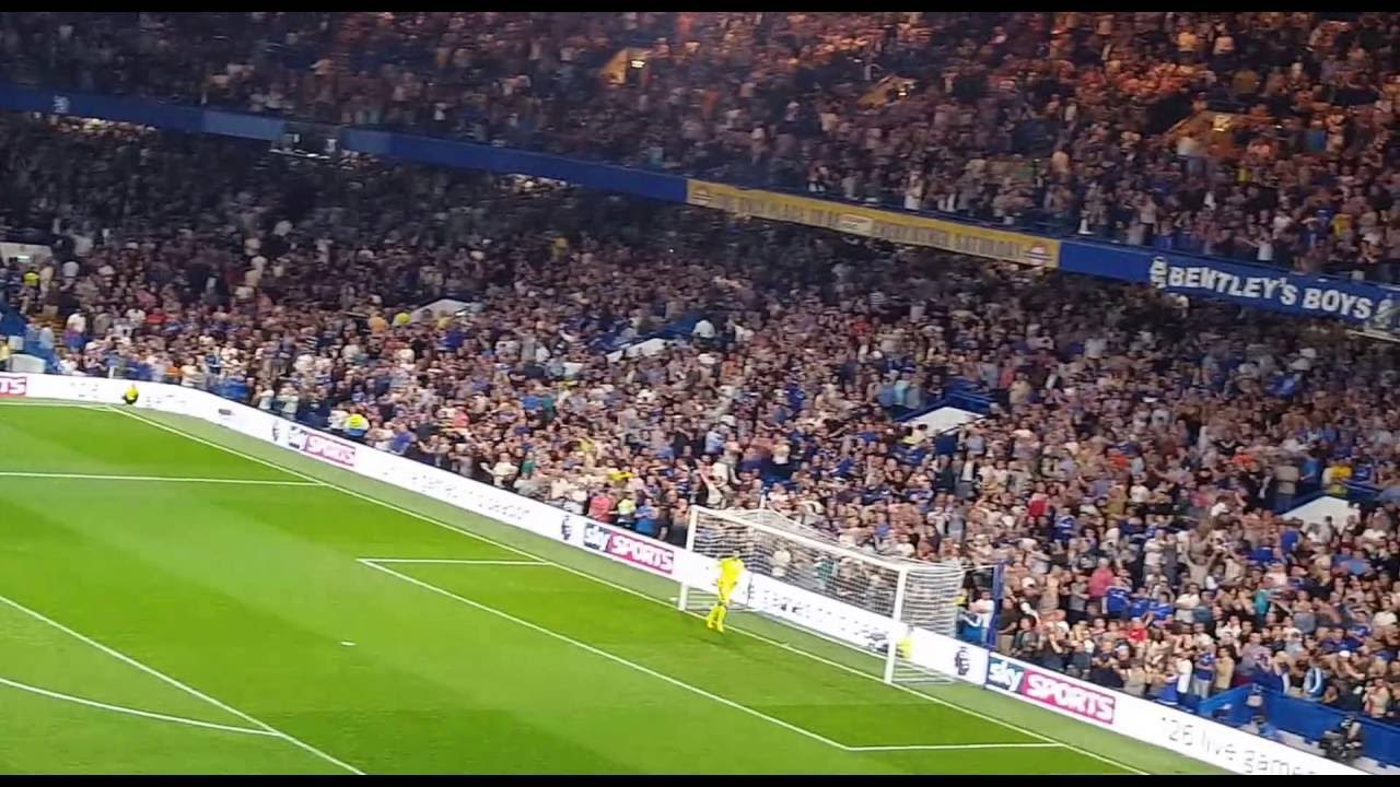 Download Chelsea vs West ham 2016/17 (East stand upper) 2-1 ALL GOALS HD