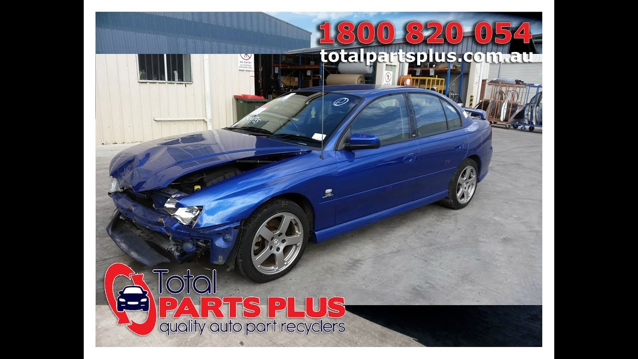 Holden Wreckers Brisbane-2005 Holden Commodore-Total Parts Plus