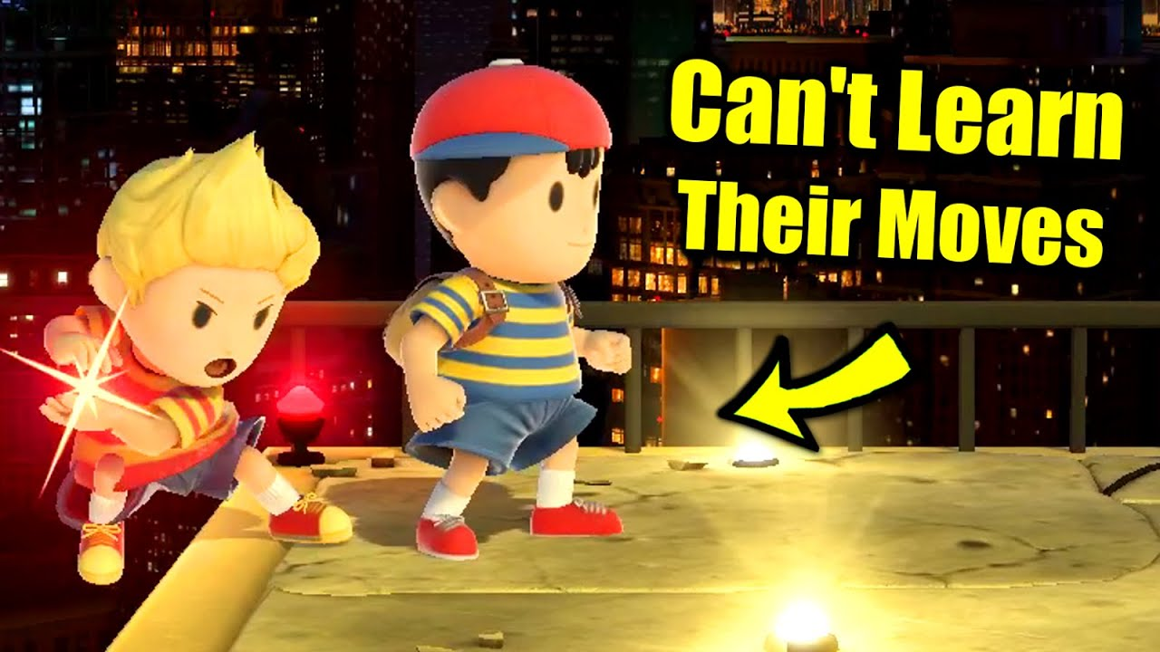Things in Super Smash Bros. Ultimate That Make No Sense #2 thumbnail