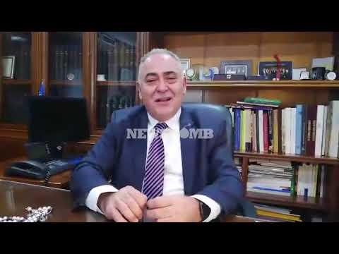 newsbomb.gr: Ο πρόεδρος του Εμπορικού Επιμελητηρίου Αθηνών, Γιάννης Χατζηθεοδοσίου