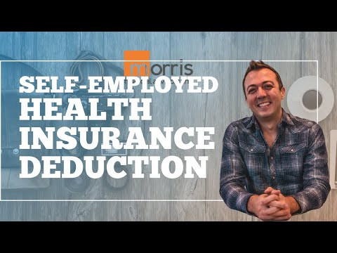 self-employed-health-insurance-deduction