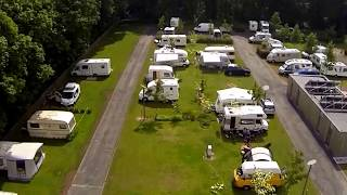 Bruges Camping Memling airview