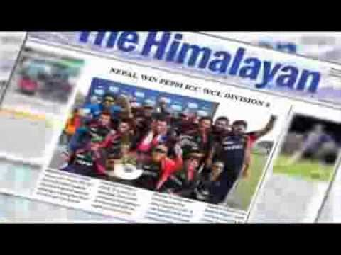 Ooh Nepal featuring Nepali National Cricket Team