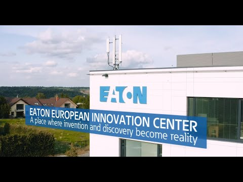 Welcome to Eaton's European Innovation Center in Czech Republic!