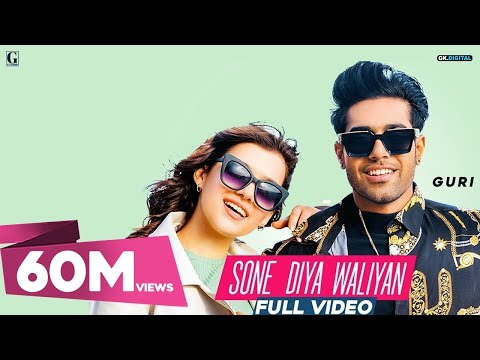 GURI : Sone Diya Waliyan (Full Video) Satti Dhillon | MixSingh | Latest Romantic Song | Geet MP3