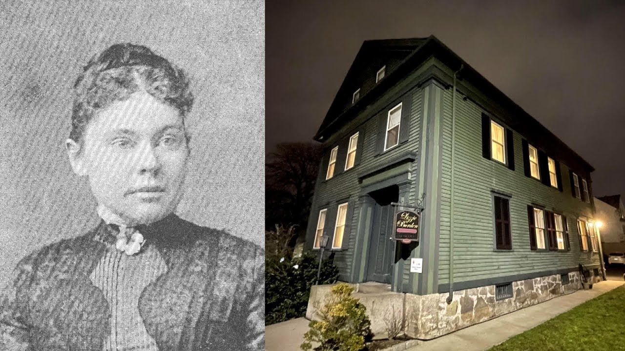 Haunted 'Lizzie Borden' House Welcomes Brave Tourists