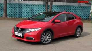 Новый Honda Civic 5D и 4D