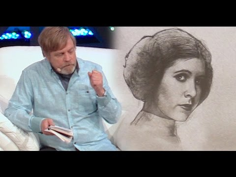 FULL Carrie Fisher Tribute with Mark Hamill at Star Wars Celebration 2017