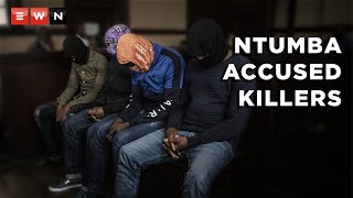 The four police officers accused of the murder of Mthokozisi Ntumba appeared for the first time in the dock in the Johannesburg Magistrates Court on 17 March 2021.