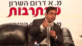 ראיון עם ד ר גיא בכור בנוגע לתהפוכות במזרח התיכון