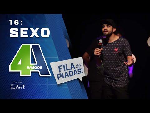 SEXO - FILA DE PIADAS - #16