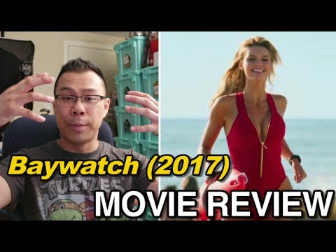 Baywatch (2017 Movie) film review by Ragin Ronin