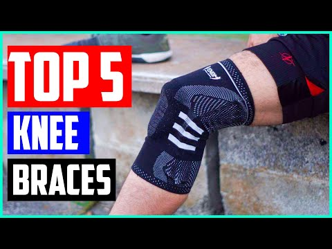 Top 5 Best Knee Braces For Basketball Reviews In 2019