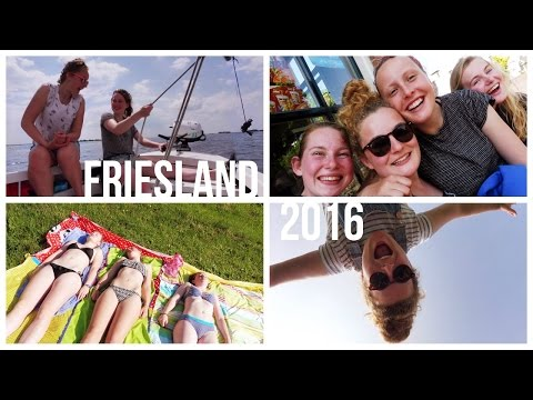 Examenreis Friesland 2016 | Aimée's Travel Diaries