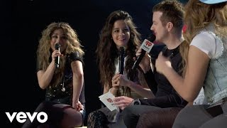 Fifth Harmony - Favorites (Q&A on the Honda Stage at the iHeartRadio Theater LA)
