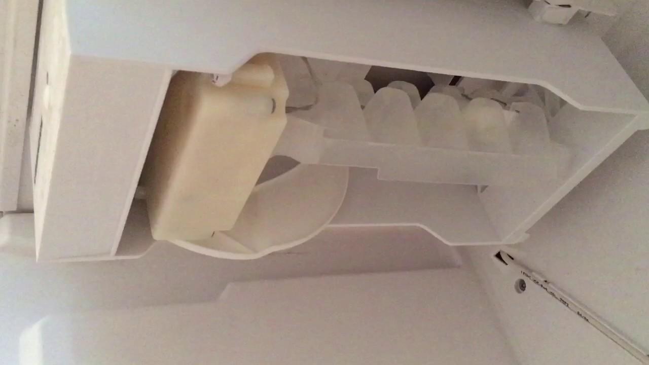 Amerikanischer Kühlschrank Defekt : Cbnes eiswürfelbereiter defekt youtube
