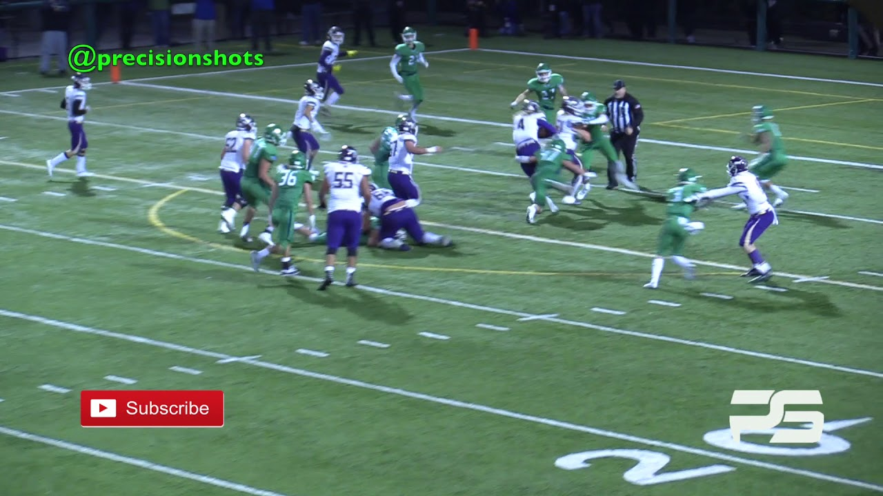 Woodinville Falcons Vs Lake Stevens Vikings Highlight Reel 2018
