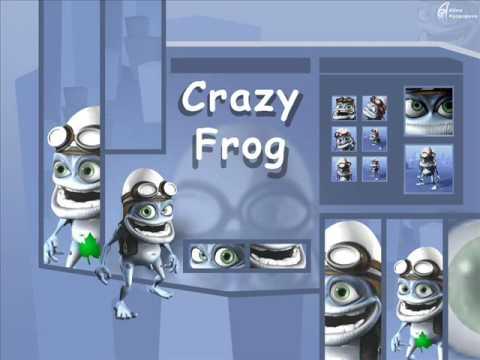 Bosnian crazy frog