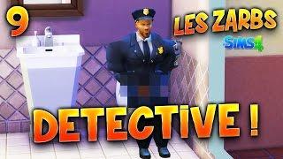 Sims 4 - LES ZARBS - Ep.9 : JOHNNY DETECTIVE !!!(Il est temps de résoudre notre première enquête et d'aider Nanny pour qu'elle nous fasse un petit extra terrestre ! LES ZARBS sont 5 personnes complètement ..., 2016-04-29T14:56:01.000Z)