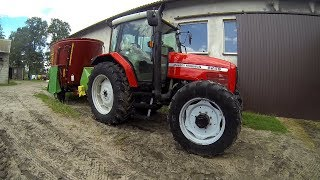 Massey Ferguson 6255 Power Control short presentation