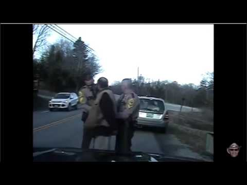 Dashview cam of an illegal arrest in Southern Vermont WCAX and WPTZ CNN, MSNBC, FOX NEWS