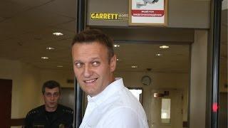 В Кирове судят Алексея Навального  Продолжение прямой трансляции