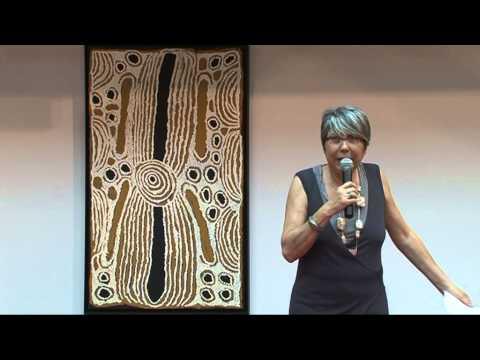 Le Custodi Dell'arte............  7 pittrici aborigene in mostra