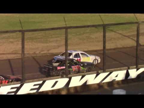 Eriez Speedway Challenger Heat Races 7-9-17