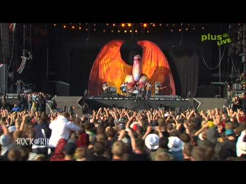 Tenacious D - Rize of the Fenix LIVE AT ROCK AM RING 2012
