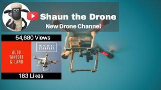 DJI Phantom 3 Standard Auto Take Off Auto Land