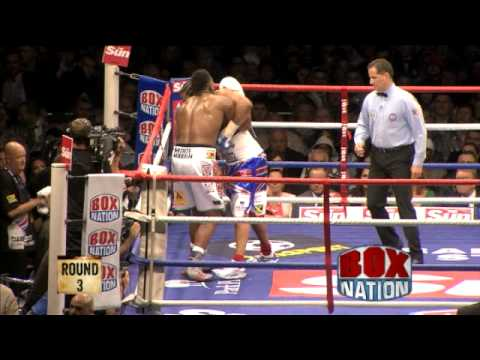 David Haye v Dereck Chisora - Official Highlights from BoxNation