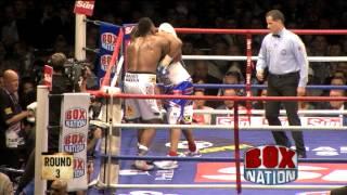 David Haye v Dereck Chisora - Official Highlights from BoxNation