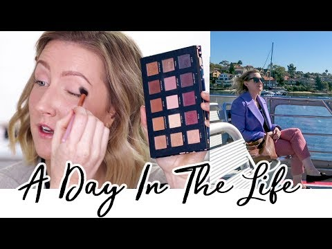 My Every Day Makeup & A Day In My Life  Sharon Farrell