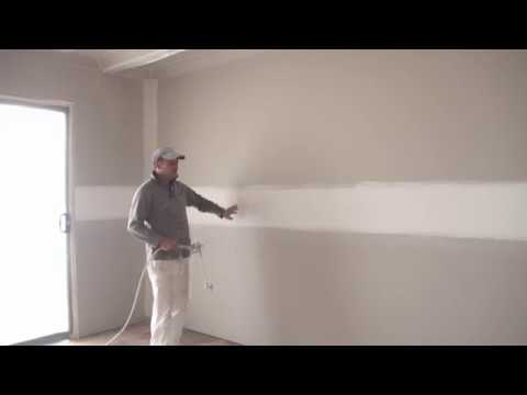 Paint New Plasterboard Or Drywall
