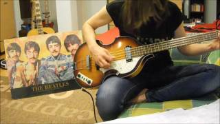 """Video """"Getting Better"""" (The Beatles) bass cover by Maggie8181 download MP3, 3GP, MP4, WEBM, AVI, FLV Juni 2018"""