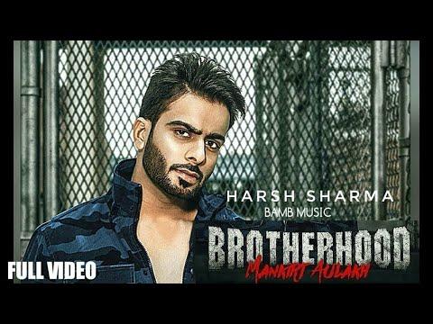 #Mankirt#Brotherhood#dhol#Remix.Mankirt Aulakh Brotherhood Dhol Remix||punjabi Song||2018||HARSH