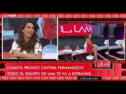 Los ángeles de la mañana - Programa 170519 - La despedida de Cinthia Fernández