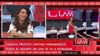 Los ángeles de la mañana - Programa 17/05/19 - La despedida de Cinthia Fernández