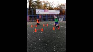 Школа футбола. 9-12 лет