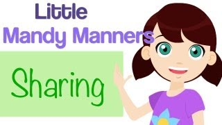 Sharing | Little Mandy Manners | TinyGrads | Children